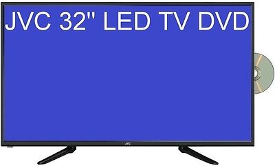 "Jvc 32"" 81 Cm Tv Built In Dvd Combo, Led, Pvr Function Recording Lt-32Nd36A"