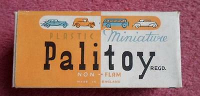 PALITOY TOYS Rubber band wind up FISH VAN old shop stock vintage 1960's boxed