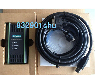 New SIEMENS 6GK1571-0BA00-0AA0 PC ADAPTER USB A2 Replacement free ship #uh896