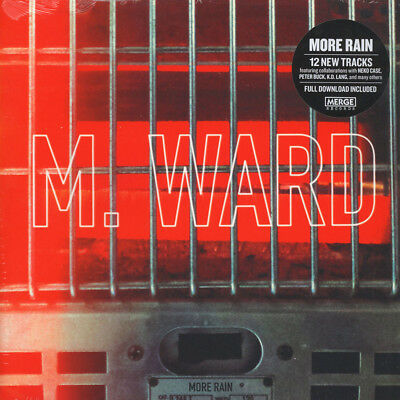 M. Ward - More Rain (Vinyl LP - 2016 - US - Original)