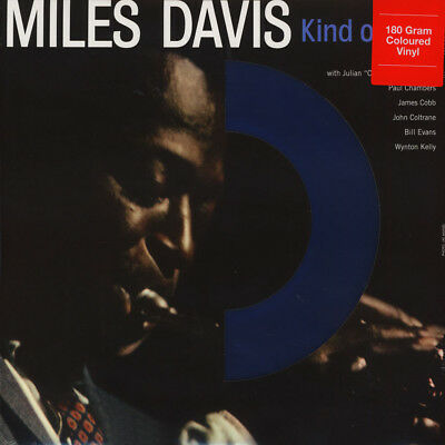 Miles Davis - Kind Of Blue Blue Vinyl Edition (LP - 1959 - EU - Reissue)
