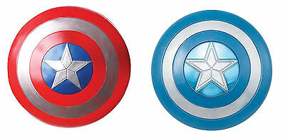 Marvel The Avengers Captain America 24 inch Shield 2 Styles to Choose From fnt