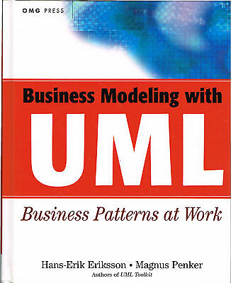 *** Business Modeling with UML ** Eriksson & Penker - 2000 - OMG Press (Anglais)