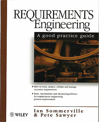 *** Requirements Engineering *** Sommerville & Sawyer - 2000 - Wiley (Anglais)