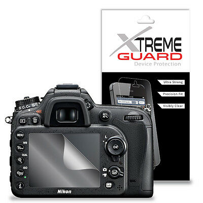 Genuine XtremeGuard LCD Screen Protector Cover For Nikon D7100 (Anti-Scratch)