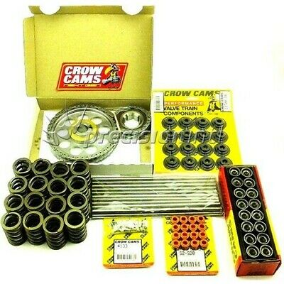 Crow Cams K2105 VALVE TRAIN KIT SUITS MILD CAM FOR FORD 302-351C V8