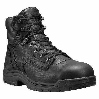 "Timberland PRO Titan 26064 Mens 6"" Alloy Safety Toe Work Boots"