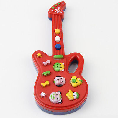 Mini Guitar Toy Kids Baby Musical Instrument Piano Toys Birthday child Gift girl