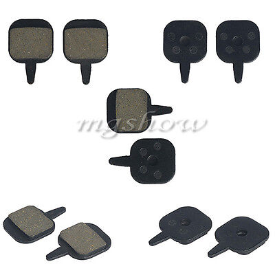 Bike Cycling Disc Brake Pads For Tektro IO Replacement Pads 2 Pairs Mechanical