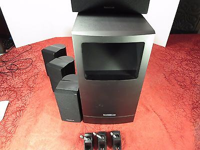 Spectrum high definition home theater package model rs232