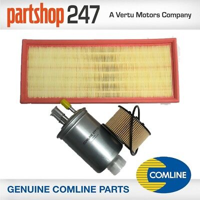 For Ford Mondeo Mk3 2.0 2.2 Tdci Service Kit With Oil, Air, Fuel Filters
