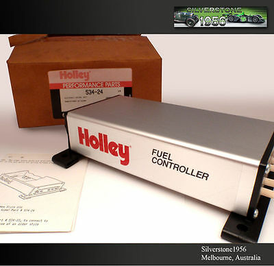 Holley New Pro-Jection Fuel Injection System ECU 534-24 Computer Fuel Controller
