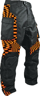 Hmk Throttle Pant Orange/checker S