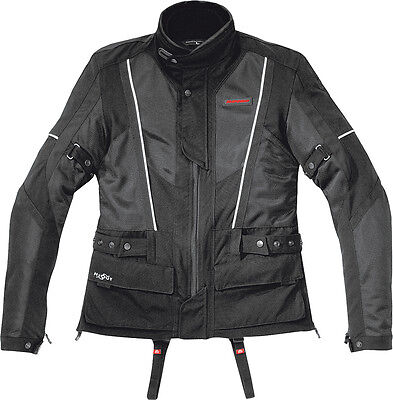 Spidi Netwin All Season Jacket Black3X