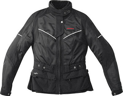 Spidi Netwin All Season Ladies Jacket Black L