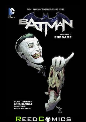 BATMAN VOLUME 7 ENDGAME GRAPHIC NOVEL New Paperback Collects Issues #35-40