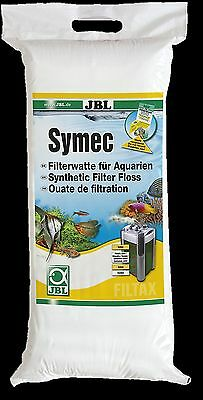 JBL Symec 500g filter floss wool poly fleece media eheim fluval aquarium sump