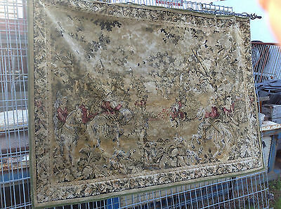 """beautiful french wall tapestry 1600mm x 1200mm 5'6""""x 4'"""