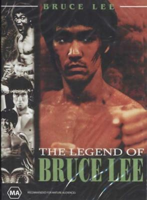 Bruce Lee The Legend of Bruce Lee New DVD Region 4