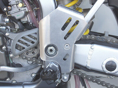 HONDA CR500 CR 500 WORKS CONNECTION SKID PLATE 89-01 10-040