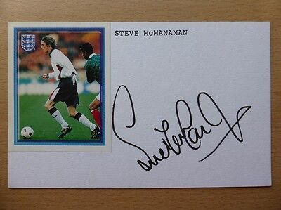 Hand Signed Football Index Cards *****M***** Page 3