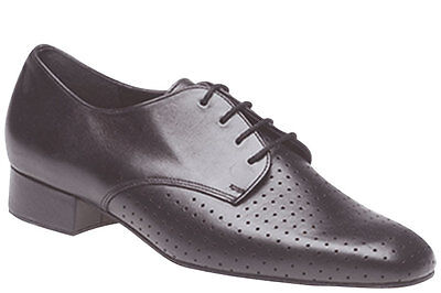 Freed Davis Mens Dance Shoes in Black Sizes 6,7,8,9,10,11,12 +1/2's