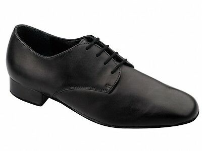 Freed Kelly Mens Dance Shoes in Black Sizes 6,7,8,9,10,11,12 +1/2's