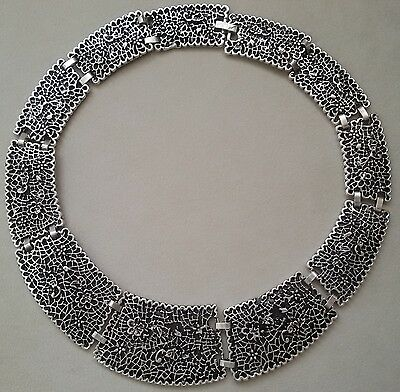Turkish Made Silver Plated Necklace S0074