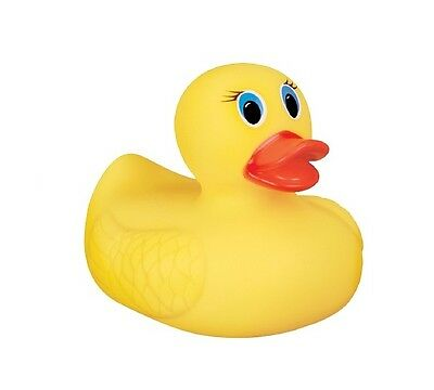 MUNCHKIN White Hot Safety Bath Ducky HEAT SENSING SENSOR DUCK BPA FREE Bathing