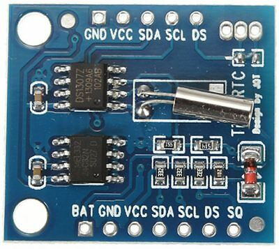 RTC Real Time Clock DS1307 I2C AT24C32 Board Module Arduino ARM PIC UK Seller