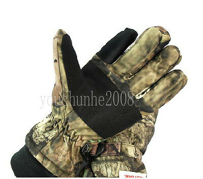 Tactical Hunting Outdoor Winter Wind-Resistant Warm Motorcycle Gloves -34251