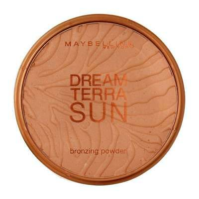 Maybelline Dream Terra Sun Bronzing Powder - Choose Your Shade