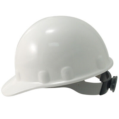 Fibre Metal Supereight Hard Hat with Ratchet Suspension - White