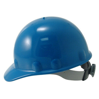 Fibre Metal Supereight Hard Hat with Ratchet Suspension - Blue