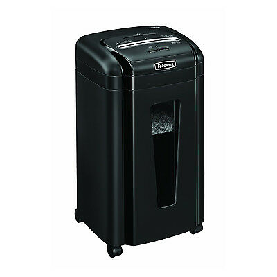 Fellowes Refurbished Powershred MS-460CS Cross Cut Shredder (2X8MM) 120