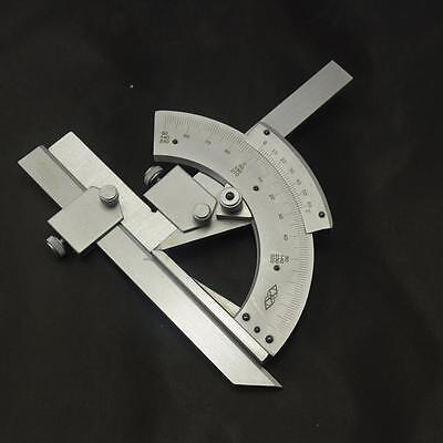 Universal Bevel Protractor #A 0-320° Angular Dial Stainless steel angle Gauge