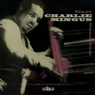 Charlie Mingus East Coasting Limited Deluxe Edition vinyl LP + CD NEW/SEALED
