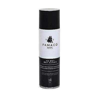 Famaco Fa Det Dry Cleaner Suede & Leather Clean 250ml Spray Shoe Cleaner Spray