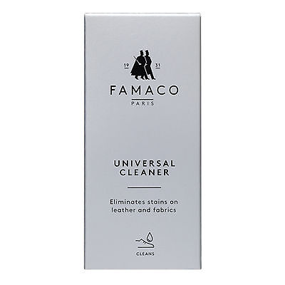 FAMACO Universal Leather & Fabric Stain Remover / Cleaner 100ml
