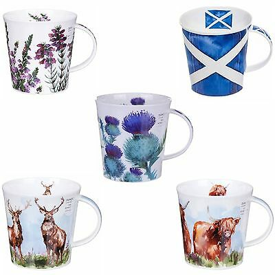 Dunoon Cairngorm Mugs - Scottish Collection
