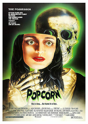 Popcorn (1991) - A1/A2 POSTER **BUY ANY 2 AND GET 1 FREE OFFER**