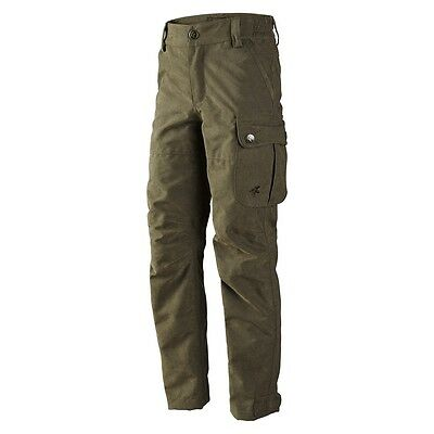 Seeland Kids Woodcock Waterproof Trousers - Shaded Olive