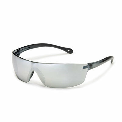 Gateway Safety Starlite Squared Safety Glasses Gray Silver Mirror Lens