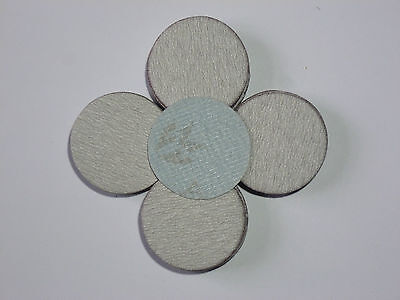 "Sanding discs 2"" / 50 mm. Hook and Loop. All grits. Pack of 25"