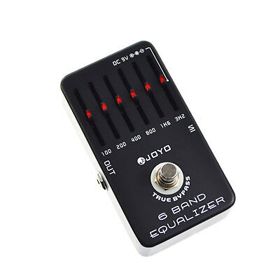 JOYO JF-11 6-Band Equalizer Guitar Effect Pedal