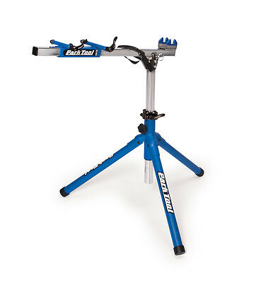 Park Tool PRS-20 Team Mechanic Bike Repair Stand Floor Bicycle Lifetime Warranty