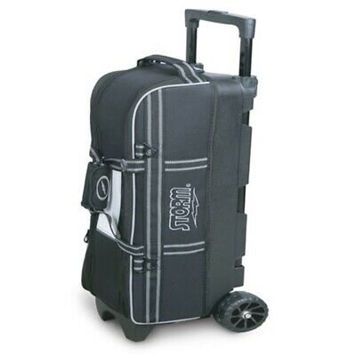 KR Royal Flush Slim Triple 3 Ball Tote Bowling Bag