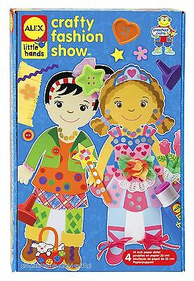 ALEX Toys - Early Learning Crafty Fashion Show - Little Hands 1421 Alex