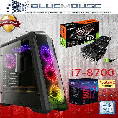 Pc Gaming Computer Intel Core I7 7700 Kaby Lake Gtx 1070 8Gb Nvidia 1Tb 16Gb Ram