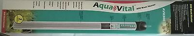 AQUAVITAL 300 Watt AQUARIUM HEATER EAN 9325136057331